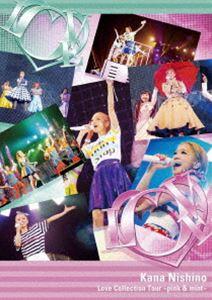 [DVD] 西野カナ/Love Collection Tour 〜pink & mint〜(通常盤)
