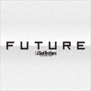 三代目 J Soul Brothers from EXILE TRIBE / FUTURE(3CD+4Blu-ray(スマプラ対応)) (初回仕様) [CD]