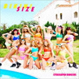 CYBERJAPAN DANCERS / BIKINI SIZE(CD+DVD) [CD]