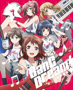 [Blu-ray] BanG Dream! Vol.7