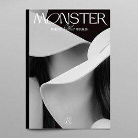 輸入盤 IRENE & SEULGI (RED VELVET) / 1ST MINI ALBUM : MONSTER (BASE NOTE VER) [CD]