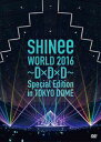 [DVD] SHINee WORLD 2016〜D×D×D〜 Special Edition in TOKYO