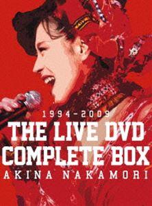 [DVD] 中森明菜 THE LIVE DVD COMPLETE BOX