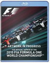 [Blu-ray] 2015 FIA F1世界選手権 総集編