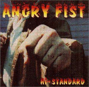 Hi-STANDARD / ANGRY FIST [CD]