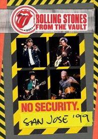 輸入盤 ROLLING STONES / FROM THE VAULT : NO SECURITY-SAN JOSE 1999 [DVD]