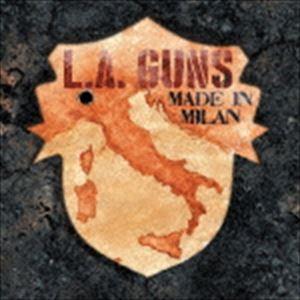 L.A.ガンズ / メイド・イン・ミラン(CD+DVD) [CD]