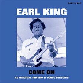 輸入盤 EARL KING / COME ON [2CD]