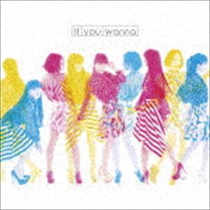 [CD] Perfume/If you wanna(完全生産限定盤/CD+DVD)