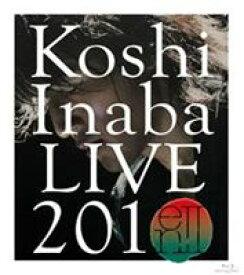 稲葉浩志/Koshi Inaba LIVE 2010 〜enII〜 [Blu-ray]