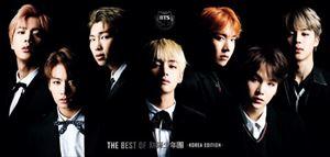 防弾少年団 / THE BEST OF 防彈少年團-KOREA EDITION-(豪華初回限定盤/CD+DVD) [CD]