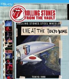 輸入盤 ROLLING STONES / FROM THE VAULUT : LIVE AT THE TOKYO DOME 1990 [BLU-RAY+3CD]