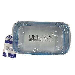 【ネコポス不可】UNI+COM スクエアポーチS UC40501【A】【キャンセル・返品不可】