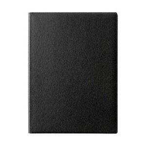 【ネコポス不可】レイメイ藤井 ツァイトベクター 革製レポートパッド A4 ブラック ZVP205B【A】【キャンセル・返品不可】