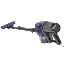 【ネコポス不可】サイクロン掃除機 サイクロニックマックスKALOS(カロス) パープル VS-6300P【A】【キャンセル・返品不可】