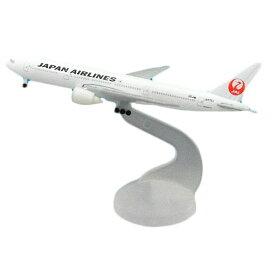 【ネコポス不可】JAL/日本航空 JAL B777-200 ダイキャストモデル 1/600スケール BJS1004【A】【キャンセル・返品不可】