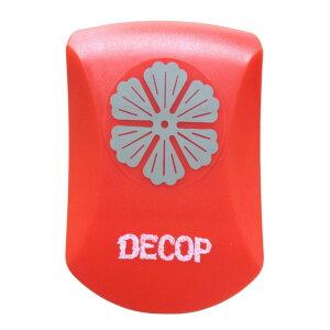 【ネコポス不可】Paper Intelligence DECOP クラフトパンチ エンボスパンチ フローラル 4104174【A】【キャンセル・返品不可】
