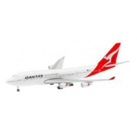 【ネコポス不可】Schuco Aviation B747-400 カンタス航空 1/600スケール 403551649【A】【キャンセル・返品不可】