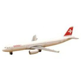 【ネコポス不可】Schuco Aviation A321 スイスインターナショナルエアラインズ 1/600スケール 403551662【A】【キャンセル・返品不可】