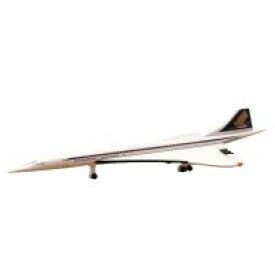 【ネコポス不可】Schuco Aviation コンコルド シンガポール/ブリティッシュ・エアウェイズ 1/600スケール 403551664【A】【キャンセル・返品不可】