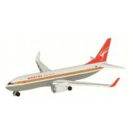 【ネコポス不可】Schuco Aviation Quantas Boeing B737-800 カンタス航空 1/600スケール 403551667【A】【キャンセル・返品不可】