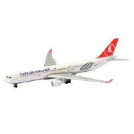 【ネコポス不可】Schuco Aviation A330-300 トルコ航空 1/600スケール 403551668【A】【キャンセル・返品不可】