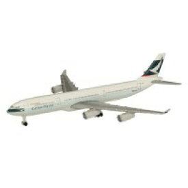 【ネコポス不可】Schuco Aviation A340-300 キャセイパシフィック航空 1/600スケール 403551672【A】【キャンセル・返品不可】