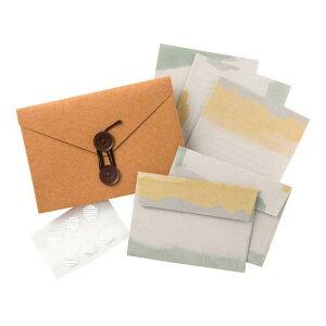 【クーポン&ポイント5倍 9/19 20:00〜9/24 1:59】【ネコポス対応】Carry Letter レターセット TRAVEL PCL-02[M便 1/1]【A】【キャンセル・返品不可】