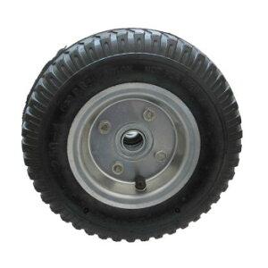 【ネコポス不可】アルミカート用 エアータイヤ 8インチ スチールホイル PR0805S【A】【キャンセル・返品不可】