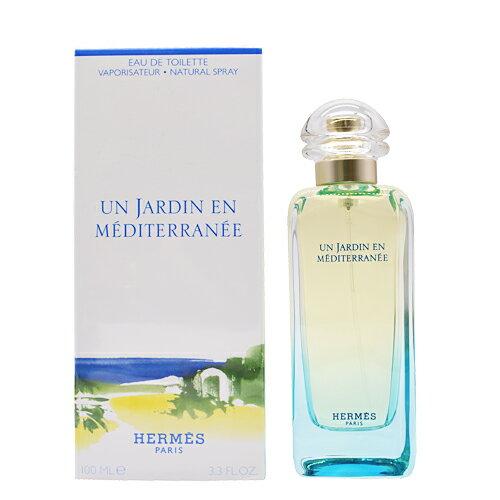 【送料無料】エルメス 地中海の庭 EDT SP (男女兼用香水) 100ml【あす楽対応】【ネコポス不可】