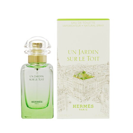 エルメス 屋根の上の庭 EDT SP (男女兼用香水) 50ml