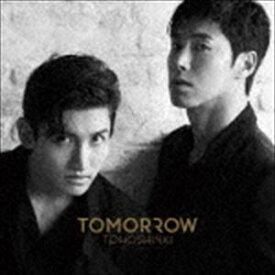 [送料無料] 東方神起 / TOMORROW(通常盤) [CD]