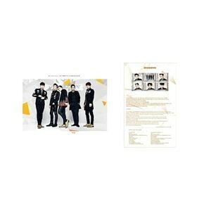 ビッグバン・スタンプ&ポストカード・セット(限定盤)