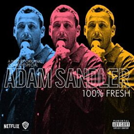 輸入盤 ADAM SANDLER / 100% FRESH [CD]