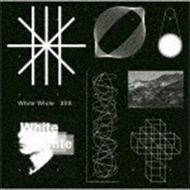 [送料無料] XIIX / White White [CD]