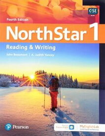 NorthStar 4th Edition Reading & Writing 1 Student Book with app & MyEnglishLab and resources