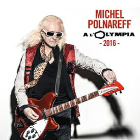 輸入盤 MICHEL POLNAREFF / OLYMPIA 2016 (LTD) [4LP]