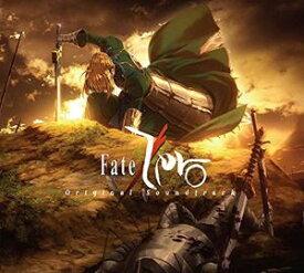梶浦由記 / Fate/Zero Original Soundtrack [CD]