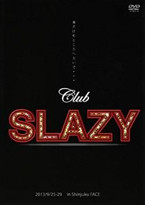 Club SLAZY(DVD)