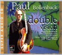 輸入盤 PAUL BOLLENBACK / DOUBLE VISIONS [SACD HYBRID]
