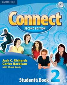 Connect 2nd Edition Level 2 Student's Book with Self-study Audio CD