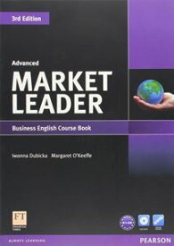 Market Leader 3rd Edition Advanced Coursebook with DVD-ROM