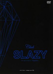 Club SLAZYThe2nd in(DVD)