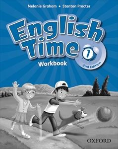 English Time 2nd Edition Level 1 Workbook