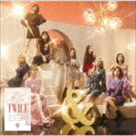[送料無料] TWICE / &TWICE(通常盤) [CD]