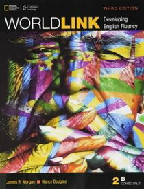 World Link 3rd Edition Level 2 Combo Split 2B with Online Work Book