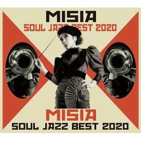 MISIA / MISIA SOUL JAZZ BEST 2020(初回生産限定盤B/CD+DVD) (初回仕様) [CD]