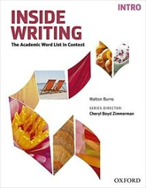 Inside Writing Introductory Student Book