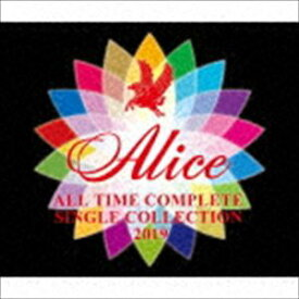 [送料無料] アリス / ALICE ALL TIME COMPLETE SINGLE COLLECTION(通常盤) [CD]