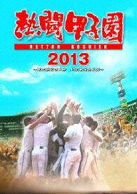 熱闘甲子園 2013 [Blu-ray]